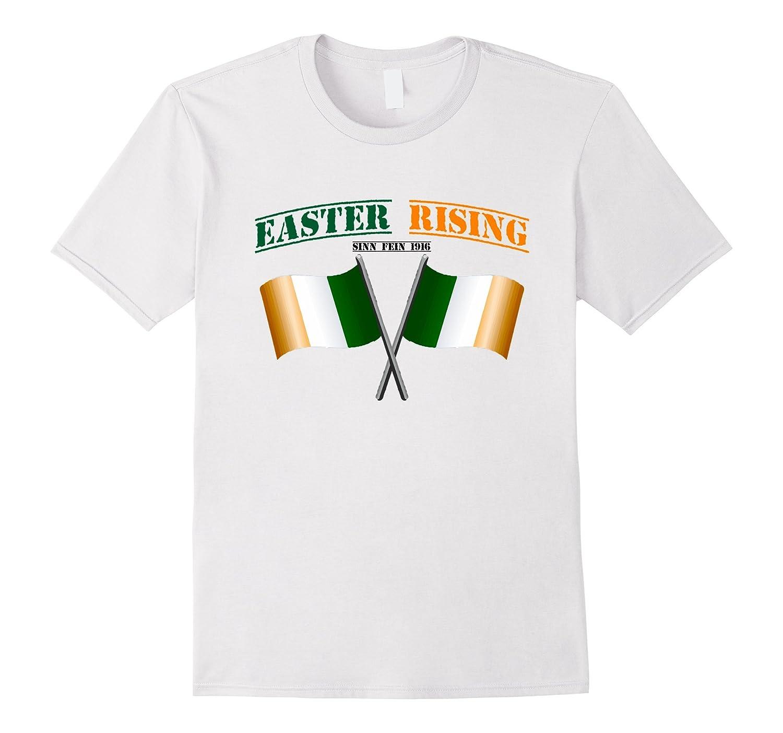 Ireland Easter Rising 1916 T-shirt Patriotic Irish Rebellion-CD