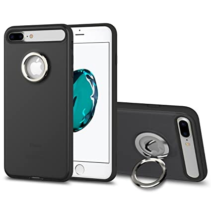 iphone 7 plus ring holder case
