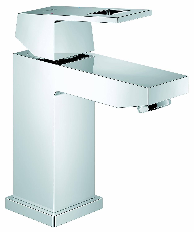 Amazon.com: Eurocube Centerset Single-Handle Single-Hole Bathroom ...