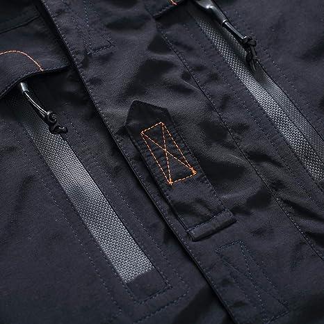 Amazon.com: Korago - Chaqueta impermeable con capucha para ...