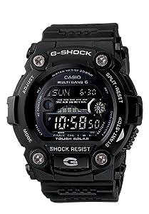 Casio G-Shock Black Solar Sport Watch