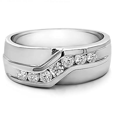 Mens Wedding Rings Mens Gold Ring Mens Wedding Band Mens Wedding