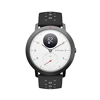 Withings Steel HR Hybrid Waterproof Smartwatch
