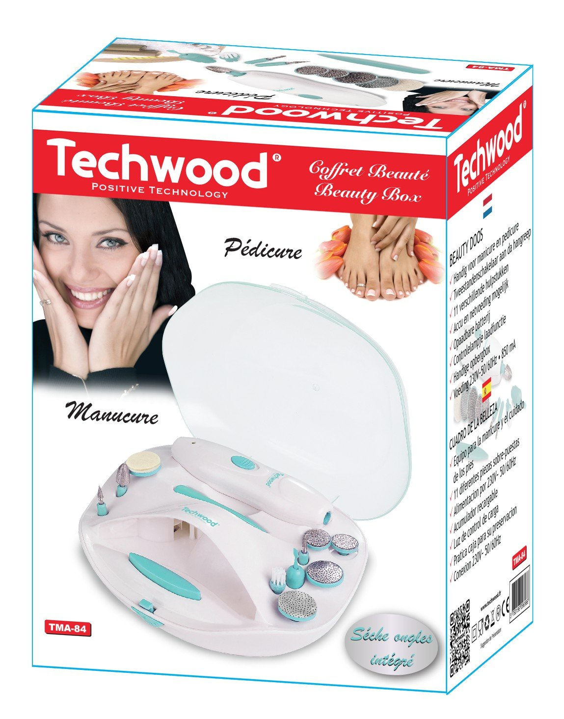kit manucure techwood