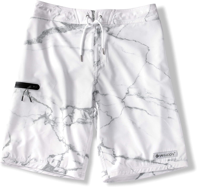DryeSupply The Boardshort – Fully Lined Premium Men's Swimwear