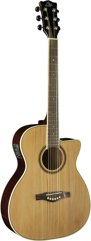 EKO Guitarras NXT 018 Cut EQ Wine - Guitarras electro acústicas
