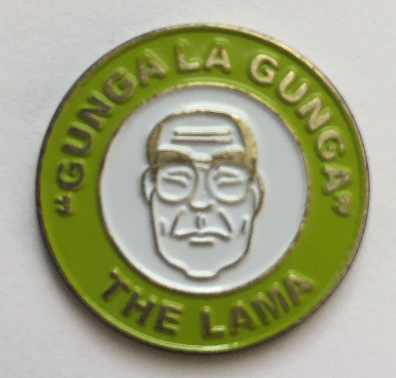 Evergolf Gunga La Gunga Caddyshack The Lama Golf Ball Marker   B07FBYX85F
