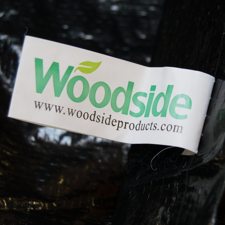 /étanche Woodside pour le jardin noir B/âche pour chaise longue