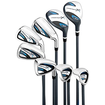 Wilson Ladies Prostaff X - Lote de 8 palos de golf tipo ...