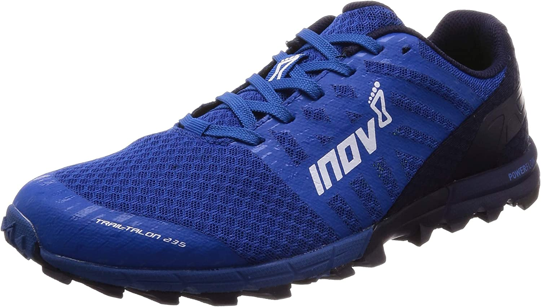 Blau 42.5 EU Inov8 Trailtalon 235 Trail Laufschuhe - AW19