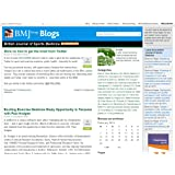 British Journal of Sports Medicine Blog