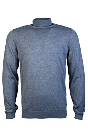 c1aedfb90 Amazon.com: Hugo Boss Mens Roll Neck Knitwear MUSSO-P 50392083 Size ...