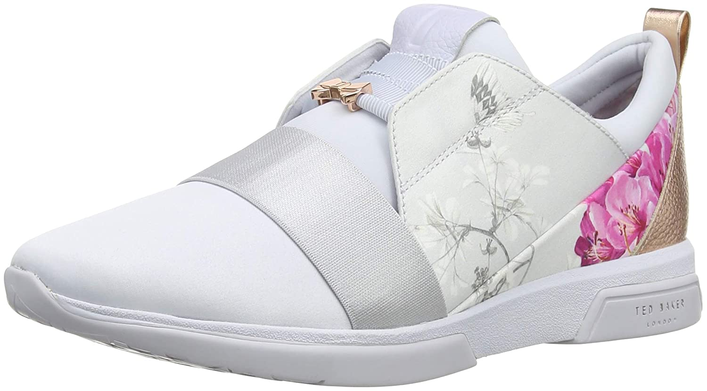 Ted Baker Cepa, Zapatillas para Mujer 36 EU|Gris (Babyon Grey Baby Gry)