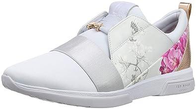 7c8113f9d43645 Ted Baker Women s Cepa Trainers  Amazon.co.uk  Shoes   Bags