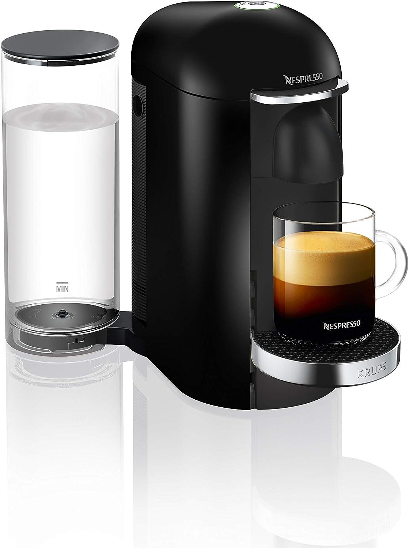 Krups Nespresso xn9008 vertuo Plus Cafetera de cápsulas, color ...