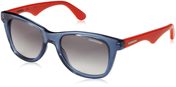 4b2bd34130 Carrera Junior CARRERINO 10 JJ DDY Gafas de sol, Azul (Transp. Blue  Coral/Grey Shaded), 46 Unisex-Niño: Carrera: Amazon.es: Ropa y accesorios