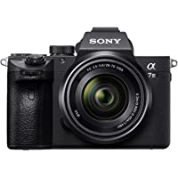 Sony a7 III Full-Frame Mirrorless Interchangeable-Lens Camera with 28-70mm Lens Optical with 3'…