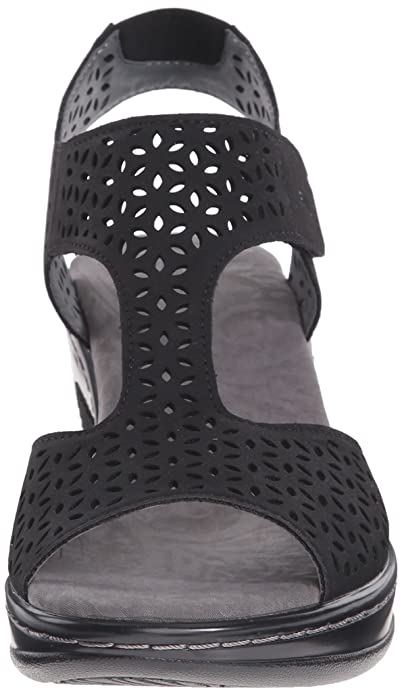 73101ec29b Amazon.com   JBU by Jambu Women's Chloe Wedge Sandal   Flip-Flops