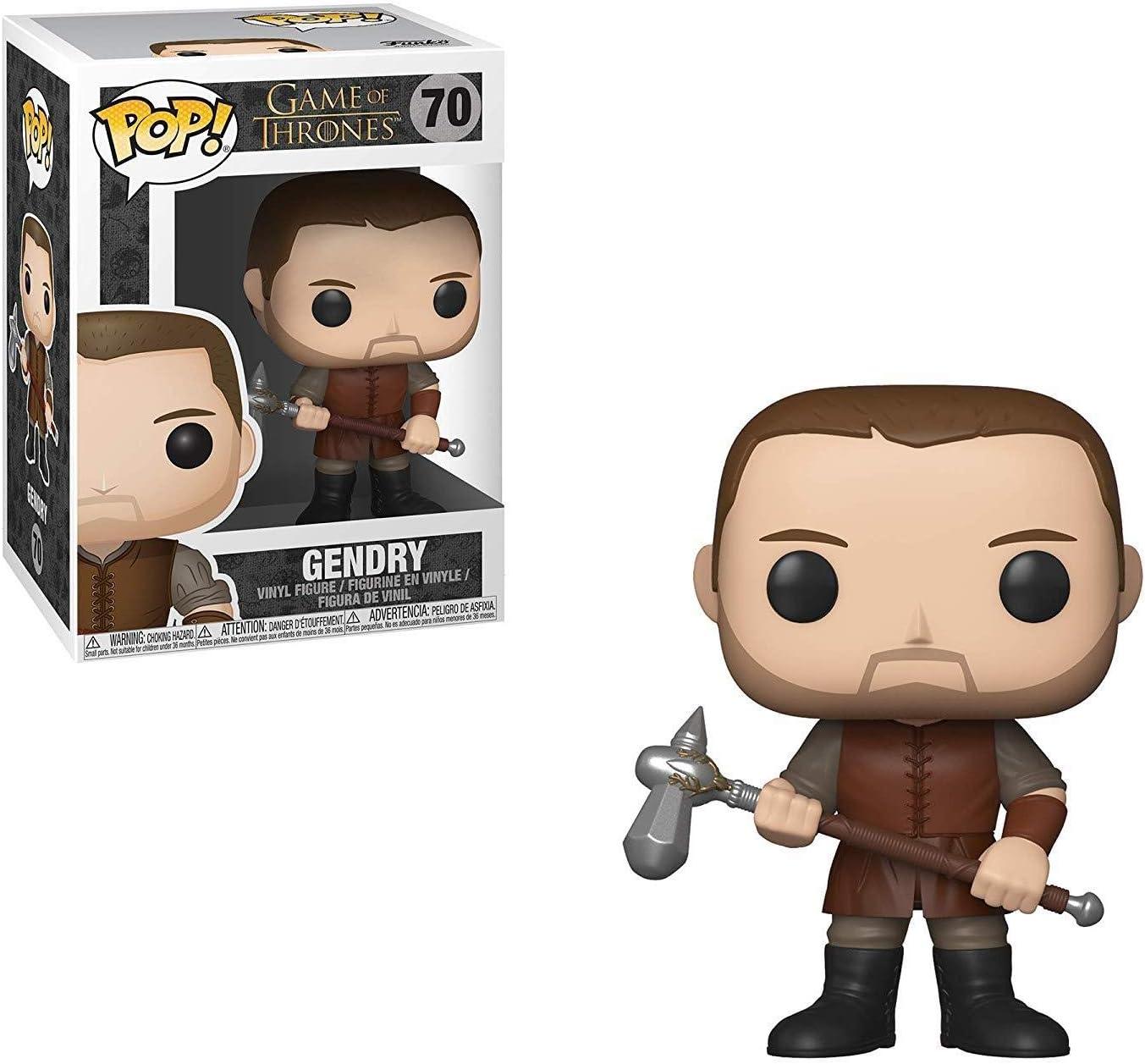 Figura Pop Game of Thrones: GENDRY: Amazon.es: Juguetes y juegos