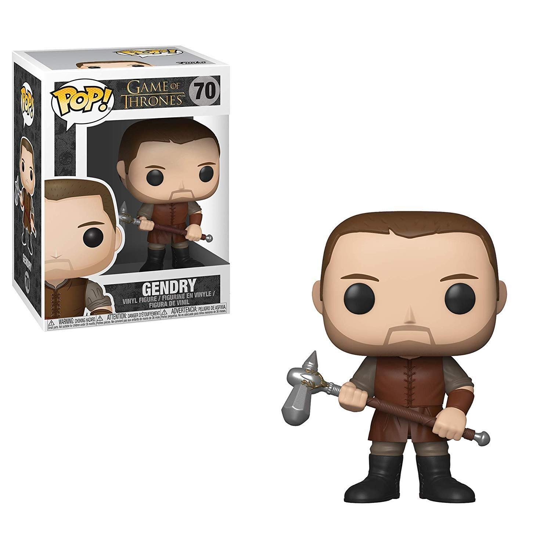 Funko- Pop Juego De Tronos Figura de Vinilo Gendry Baratheon, (34620)