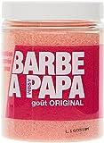 SMA Diffusion Sucre pour Barbe à Papa en Pot Barbe à Papa 250 g - Lot de 2