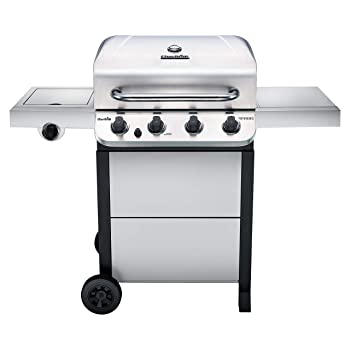 CHAR-BROIL 650sq. in 4-Burner Gas Grill