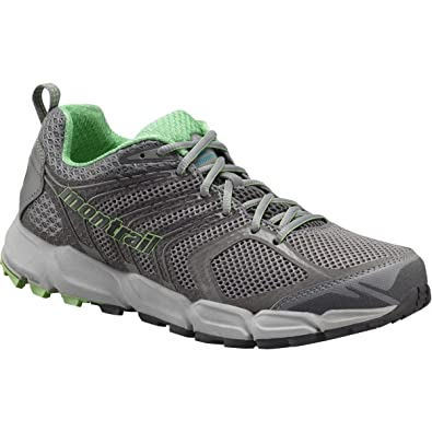 Women's Athletic Shoes/montrail light grey caldorado tropical ocean cs1b66g9