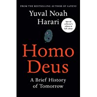 Homo Deus (Special Collector's Editions in Full Colour): A Brief History of Tomorrow