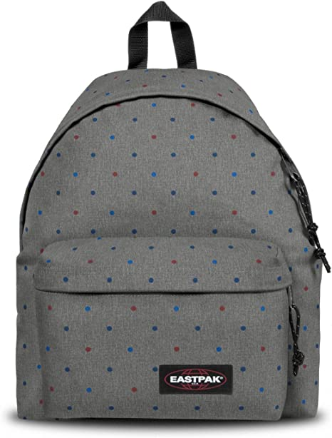 EASTPAK Padded PakR Mochila, Unisex Adulto, Multicolor (Trio Dots ...
