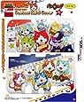 妖怪ウォッチ new NINTENDO 3DS LL 専用 カスタムハードカバー カラフル Ver.