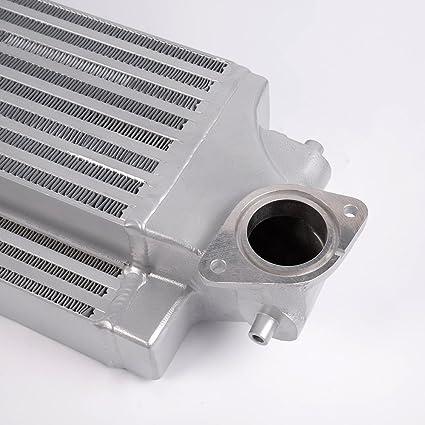 Frontal para pantalla plana Intercooler perno en para Honda Civic 16 - 17 1.5L Turbo: Amazon.es: Coche y moto
