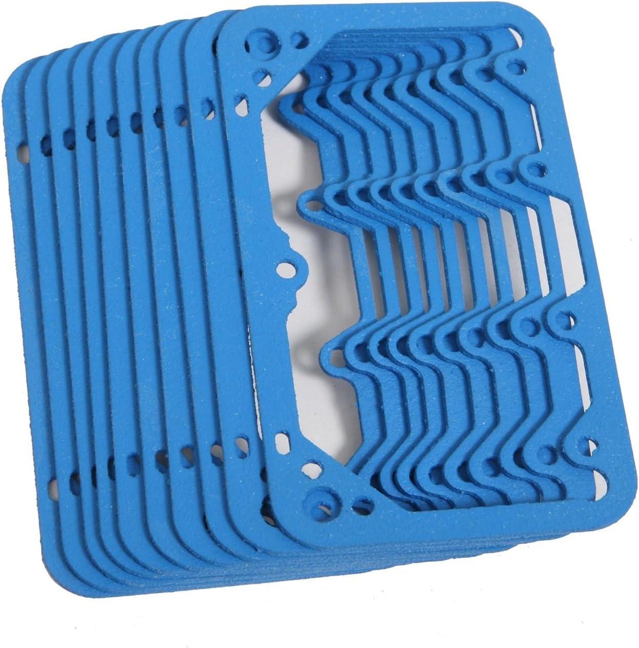 Holley 1008-1907-1 Carb Metering Block Gasket Metering Block Gasket