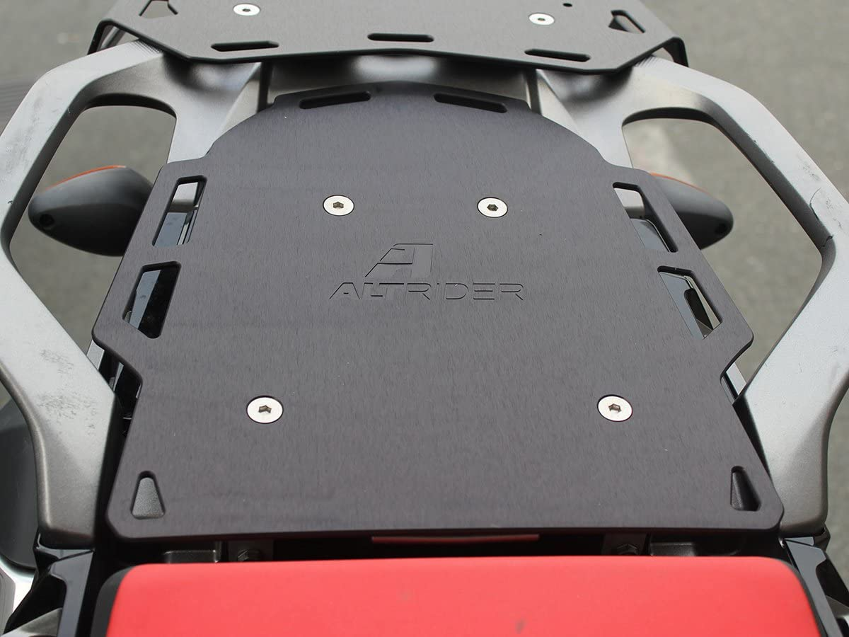 AltRider AT16-2-4001 Pillion Rack for the Honda CRF1000L Africa Twin Black