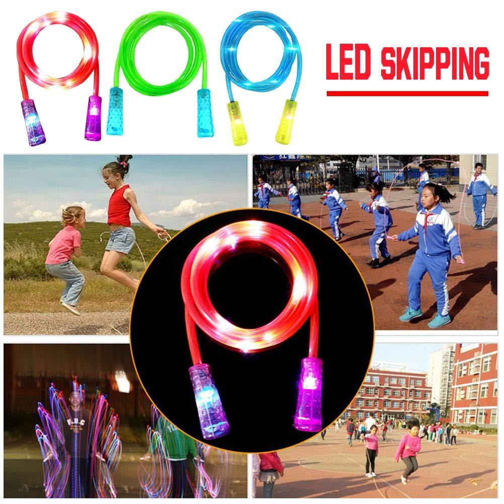 Überspringen Springseil für Kinder Mädchen /& Jungen Spaß Outdoor Sports