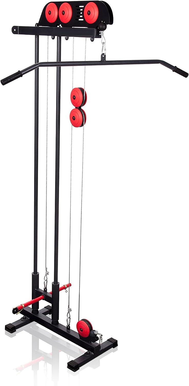 PHL PS-W003 - Máquina de espalda