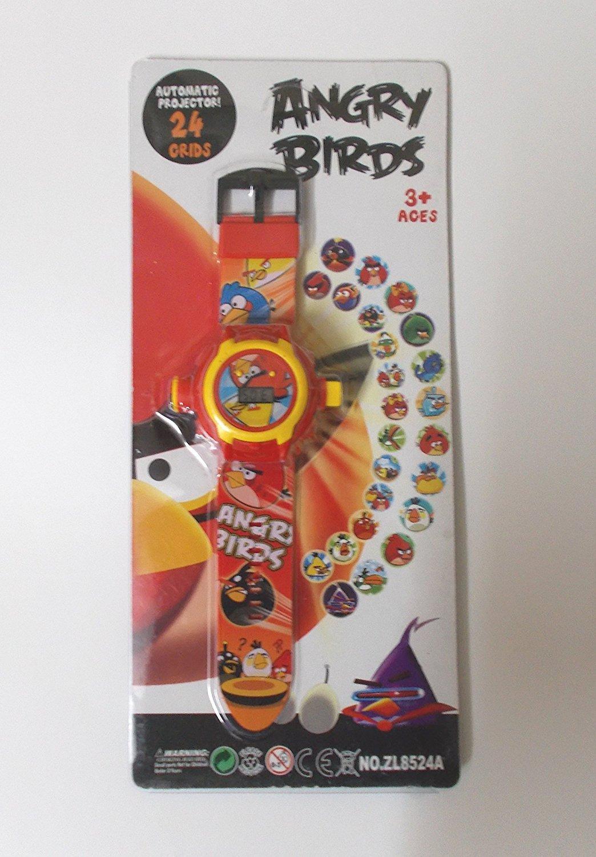 32 Images Angry Bird Projector Watch (B00M2IA0U8) Amazon Price History, Amazon Price Tracker