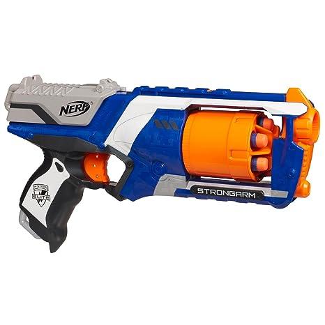 Image of a nerf gun