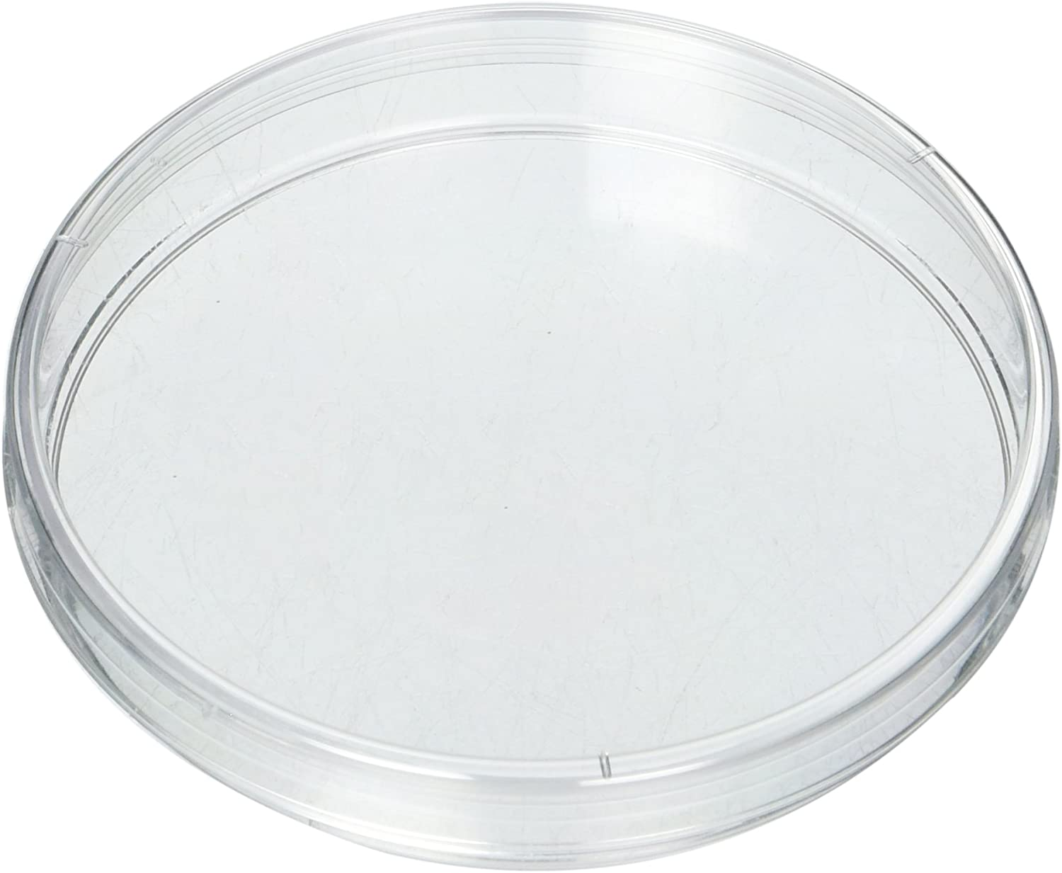 100mmx15mm Sterilized Petri Dishes with Lids,10 Pack