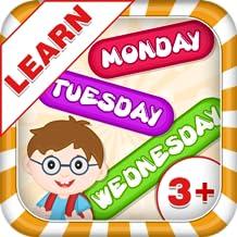 Learn Days Of Week - Kids Fun