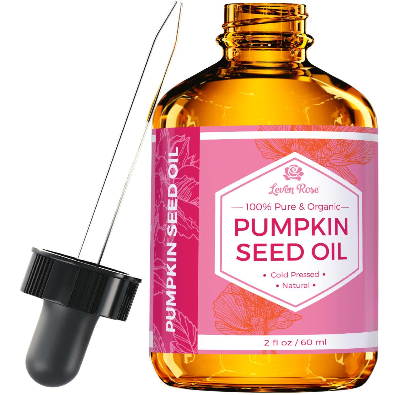 Verwonderlijk Amazon.com: Pumpkin Seed Oil by Leven Rose, 100% Pure Natural for TQ-49