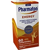 Multivitamínico Pharmaton Energy, 60 comprimidos