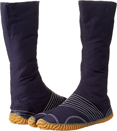 Marugo Tabi Boots Ninja Shoes Jikatabi (Outdoore tabi) Jog JIKA 12