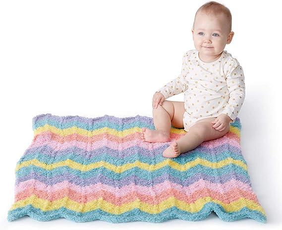 Bernat 16206060008 Pipsqueak Stripes Yarn