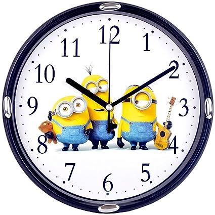 ZEKRBY Personalidad Minimalista Retro Creativo Reloj De Pared Hierro Forjado Romano Digital Reloj Inglaterra Industrial Sala