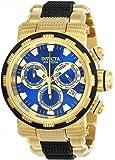Invicta Men's Specialty Quartz Chronograph Blue Dial Watch 23979