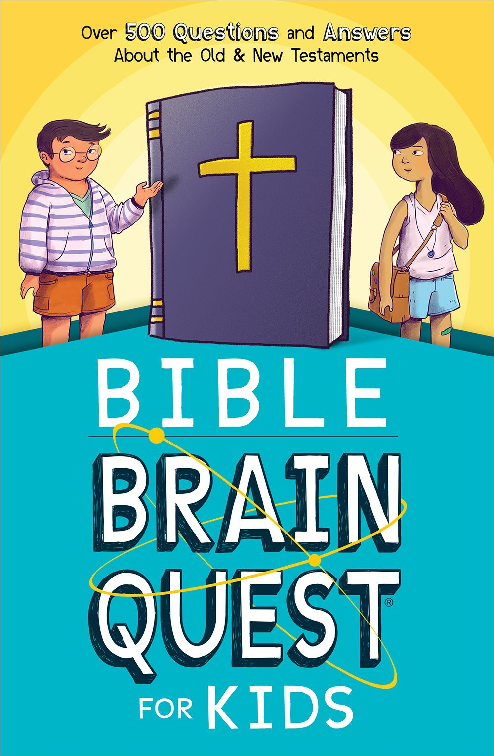 Bible Brain Quest® for Kids: Over 500 Questions and Answers About the Old &  New Testaments: Inc. Workman Publishing Co.: 9780736968829: Amazon.com:  Books