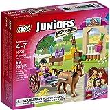 LEGO 10726 Stephanie's Horse Carriage Building Kit (58 Piece)