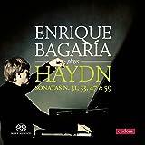 Enrique Bagaria Plays Haydn