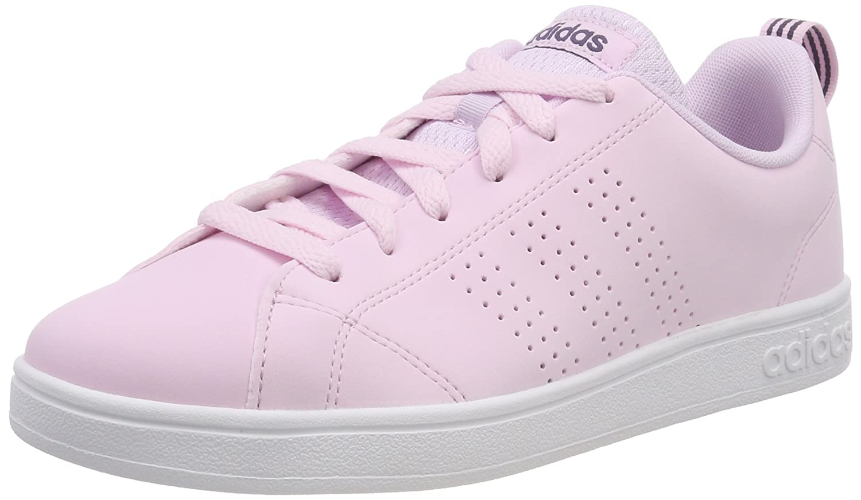 adidas Vs Advantage CL W, Zapatillas de Deporte Para Mujer 40 EU Multicolor (Aerorr / Aerorr / Ftwbla 000)