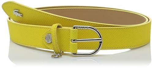 Lacoste Rc1569, Cinturón para Mujer